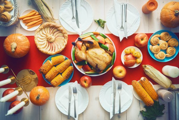 Thanksgiving Foods That Could Dim Your Pearly White